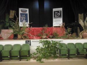 palco premiazione